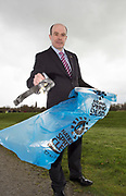 Repro Free: Minister Denis Naughten kicks off National Spring Clean 2017 in massive clean-up in his home county Roscommon .<br />  Photo: Andrew Downes,  xposure