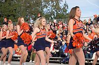 University of Illinois Fighting Illini Cheerleaders at the 2008 Tournament of Roses Parade, Pasadena, California