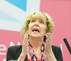 Labour Party Women's Conference 2013<br /> British journalist and writer Melissa Benn during The Labour Party Conference at the Hilton Metropole Hotel, Brighton, United Kingdom, Saturday, 21st September 2013. Picture by Elliott Franks / i-Images
