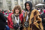 AMY ARBUS; AMY TOUCHETTE, Womens's March on  Washington DC. 21 January 2017