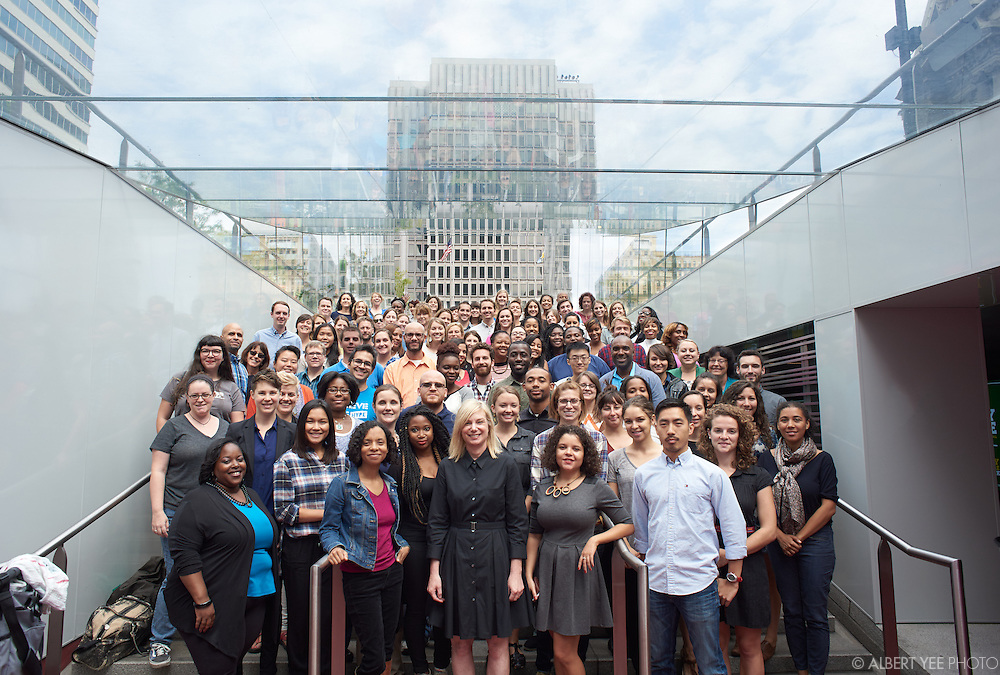 The Food Trust<br /> 2015 staff photo<br /> September 21, 2015