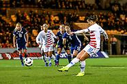 Scotland Women v USA 131118