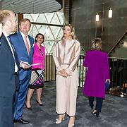 LUX/Luxemburg/20180523 - Staatsbezoek Luxemburg dag 2, Groothertogin Maria Teresa, Koning Willem Alexander, Koningin Maxima , Groothertog Henri