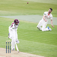 Northamptonshire County Cricket Club v Lancashire County Cricket Club 280414