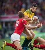 20151010 Australia vs Wales, Twickenham. UK