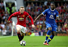 Wayne Rooney in Talks with Everton - 8 July 2017