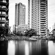 Barbican has a quirky beauty. Shot on iPhone 6.