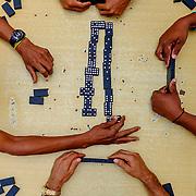 Street Dominoes, Cienfuegos, Cuba