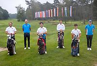 HILVERSUM -  Team ITALY.  ELTK Golf  2020 The Dutch Golf Federation (NGF), The European Golf Federation (EGA) and the Hilversumsche Golf Club will organize Team European Championships for men.  COPYRIGHT KOEN SUYK