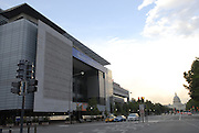 Newseum in Washington D.C. on August 1, 2011