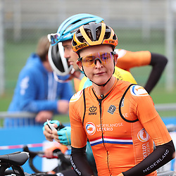 27-09-2020: wielrennen: WK weg mannen: Imola <br />Antwan Tolhoek