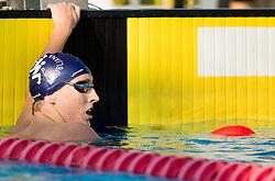 Anze Tavcar of PK Ljubljana Ljubljana during Slovenian Swimming National Championship 2014, on August 2, 2014 in Ravne na Koroskem, Slovenia. Photo by Vid Ponikvar / Sportida.com