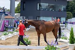 Jung Michael, GER, Fischer Chipmunk FRH, 235<br /> Olympic Games Tokyo 2021<br /> © Hippo Foto - Dirk Caremans<br /> 29/07/2021