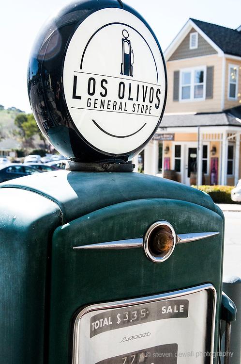California Central Coast Los Olivos General Store