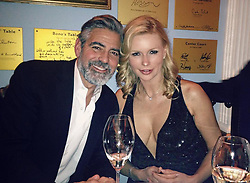"""Veronica Ferres releases a photo on Instagram with the following caption: """"#tb to an amazing evening in best company! \ud83c\udf77 #greatevening #goodvibes #awesome #goodcompany #throwback #sunday"""". Photo Credit: Instagram *** No USA Distribution *** For Editorial Use Only *** Not to be Published in Books or Photo Books ***  Please note: Fees charged by the agency are for the agency's services only, and do not, nor are they intended to, convey to the user any ownership of Copyright or License in the material. The agency does not claim any ownership including but not limited to Copyright or License in the attached material. By publishing this material you expressly agree to indemnify and to hold the agency and its directors, shareholders and employees harmless from any loss, claims, damages, demands, expenses (including legal fees), or any causes of action or allegation against the agency arising out of or connected in any way with publication of the material."""