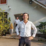 NLD/Laren/20150703 - Exclusive Mensclub Boccaccio in Laren, eigenaar Daniel van der Kerk