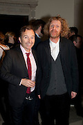TONY CHAMBERS; GRAYSON PERRY, Wallpaper Design Awards 2012. 10 Trinity Square<br /> London,  11 January 2011.