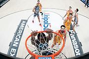 NICK PERKINS<br /> Happy Casa Brindisi - Carpegna Prosciutto Pesaro<br /> LBA Frecciarossa Final Eight 2021 - Semifinale<br /> Legabasket Serie A UnipolSAI 2020/2021<br /> Milano, 13/02/2021<br /> Foto I.Mancini / Ciamillo-Castoria