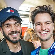 "NLD/Amsterdam/20180426 - L""Homo 2018, Jett Rebel en ......"