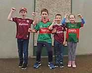 Mayo v Galway Gaelic Stadium Limerick