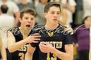 Olmsted Falls at Avon boy varsity basketball on February 19, 2016. Images © David Richard and may not be copied, posted, published or printed without permission.