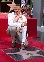 September 24, 2019, Los Angeles, California, U.S: Actor TERRENCE HOWARD attends his star ceremony on the Hollywood Walk of Fame in the Category of Television in Los Angeles (Credit Image: © Ringo Chiu/ZUMA Wire)