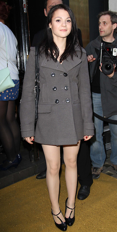Kathryn Prescott A Midsummer Night's Dream party held in support of the Teenage Cancer Trust at Diu boutique lounge club, Greek Street, London, UK, 16 June 2010. For piQtured Sales contact: Ian@piqtured.com Tel: +44(0)791 626 2580 (Picture by Richard Goldschmidt/Piqtured)