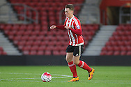 Southampton Armani Little during the Barclays U21 Premier League match between U21 Southampton and U21 Manchester United at the St Mary's Stadium, Southampton, England on 25 April 2016. Photo by Phil Duncan.