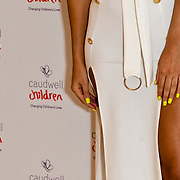 Sarah-Jane Crawford attends the Children's charity hosts fashion and beauty lunch event, with live entertainment at The Dorchester, London, UK. 12 October 2018.