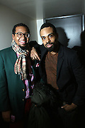 Om' mas and Bilal at The Bilal Show produced by Jill Newman Productions held at Highline Ballroom on March 8, 2008