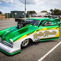 2015 400 Thunder Nitro Slam at Perth Motorplex - Saturday