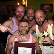 NLD/Uitgeest/20080116 - Uitreiking Popularitiets award Noord Holland 2008, Bearforce One
