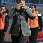 Galatasaray's Abdurrahman Albayrak during their Turkish superleague soccer match Kardemir Karabukspor between Galatasaray Dr. Necmettin Seyhoglu stadium in Karabuk Turkey on Saturday 08 November 2014. Photo by Kurtulus YILMAZ/TURKPIX