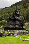 Wood church, Middle Ages (1180 AD)<br /> <br /> Iglesia de madera, Edad Media (1180 AD)
