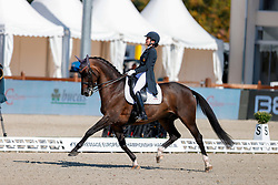 Ferrer-Salat Beatriz, ESP, Elegance<br /> European Championship Dressage - Hagen 2021<br /> © Hippo Foto - Dirk Caremans<br /> 08/09/2021
