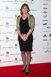 Katherine Grainger attends the Team GB Ball at the V&A in London.