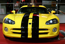 09 February 2006:  2007 Dodge Viper.....Chicago Automobile Trade Association, Chicago Auto Show, McCormick Place, Chicago IL