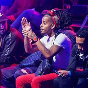 NLD/Amsterdam/20181031 - Boxingstars 2018, 1e aflevering, rapper Keizer