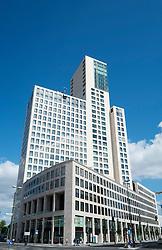 New Waldorf Astoria Hotel in Berlin Germany
