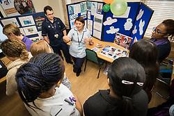 The Princess Alexandra Hospital, Harlow, Nursing & Midwifery Celebration Day - training and information, UK. Paediatrics information