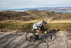 MAHMIC Nedzad (BIH) of BK Bihać during the UCI Class 1.2 professional race 4th Grand Prix Izola, on February 26, 2017 in Izola / Isola, Slovenia. Photo by Vid Ponikvar / Sportida