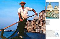 Ten page photo story on Venice, Italy in the January 2016 issue of Thai Airways' inflight magazine Sawasdee by photographer Blaine Harrington III.