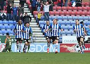 Wigan Athletic v Bolton Wanderers 210315