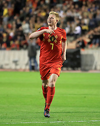 File photo dated 11-06-2019 of Belgium's Kevin De Bruyne. Issue date: Tuesday June 1, 2021.