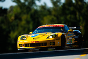 September 30-October 1, 2011: Petit Le Mans at Road Atlanta. 3 Tommy Milner, Antonio Garcia, Olivier Beretta, Chevrolet Corvette C6 ZR1, Corvette Racing