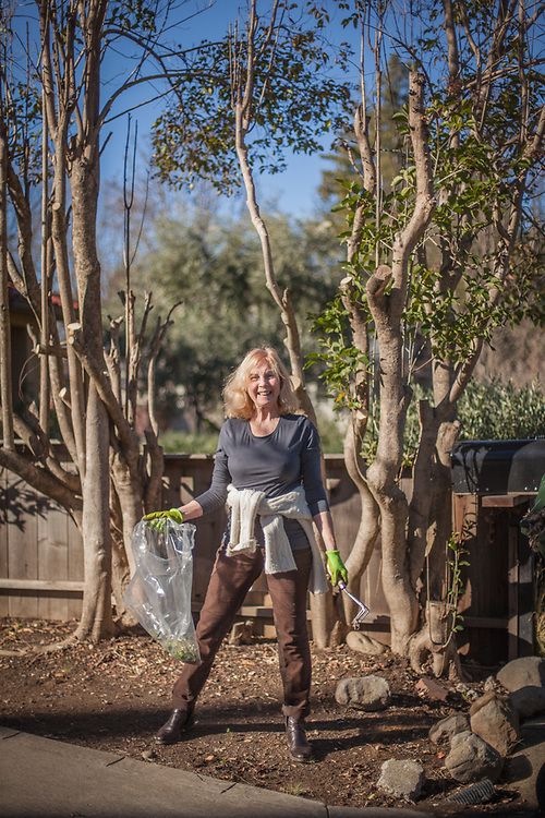 """""""I love Calistoga...when I come here to visit, I can't just sit around...I have to stay busy.""""        -My neighbor's Swedish mother, Bibi Nygren, visiting from Stockholm"""