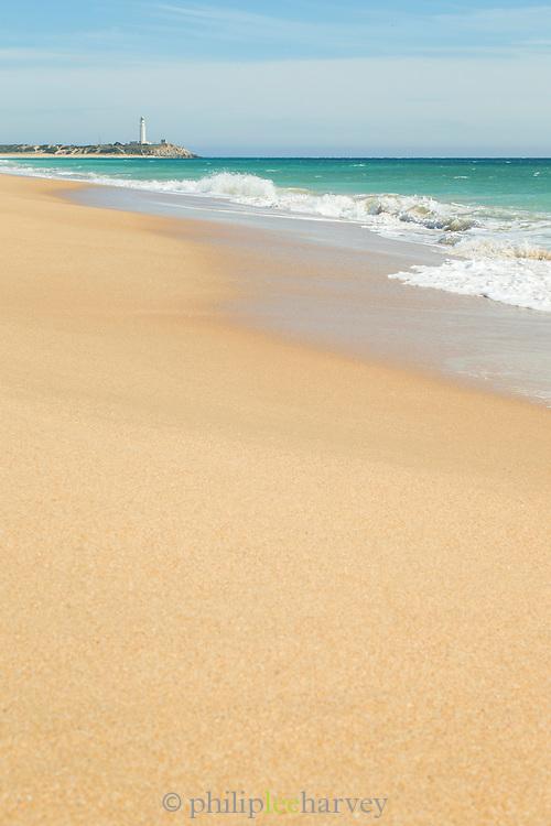 Zahora beach in Cadiz, Spain