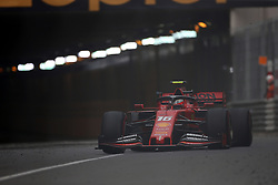 May 23, 2019 - Monte Carlo, Monaco - xa9; Photo4 / LaPresse.23/05/2019 Monte Carlo, Monaco.Sport .Grand Prix Formula One Monaco 2019.In the pic: Charles Leclerc (MON) Scuderia Ferrari SF90 (Credit Image: © Photo4/Lapresse via ZUMA Press)