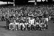 03/09/1978<br /> 09/03/1978<br /> 3 September 1978<br /> All-Ireland Hurling Final: Cork v Kilkenny at Croke Park, Dublin.<br /> The Cork team.