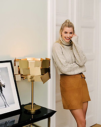 """Lena Gercke releases a photo on Instagram with the following caption: """"Cozy Times \u2744\ufe0f In meinem Outfit von @aboutyoude, bezahlt mit @mastercard \u2764\ufe0fDank Mastercard gibt es einen 10\u20ac Rabatt auf euren Einkauf bei ABOUT YOU \ud83c\udf89\ud83c\udf89 Einfach mit eurer Mastercard bezahlen und den Code \"""". Photo Credit: Instagram *** No USA Distribution *** For Editorial Use Only *** Not to be Published in Books or Photo Books ***  Please note: Fees charged by the agency are for the agency's services only, and do not, nor are they intended to, convey to the user any ownership of Copyright or License in the material. The agency does not claim any ownership including but not limited to Copyright or License in the attached material. By publishing this material you expressly agree to indemnify and to hold the agency and its directors, shareholders and employees harmless from any loss, claims, damages, demands, expenses (including legal fees), or any causes of action or allegation against the agency arising out of or connected in any way with publication of the material."""